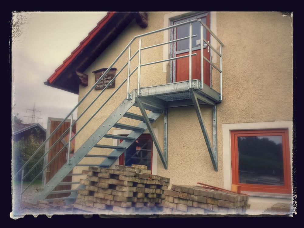 Treppe-